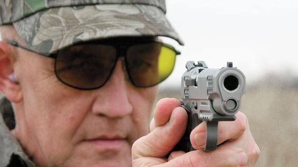 A Gun Activist on the Firing Line