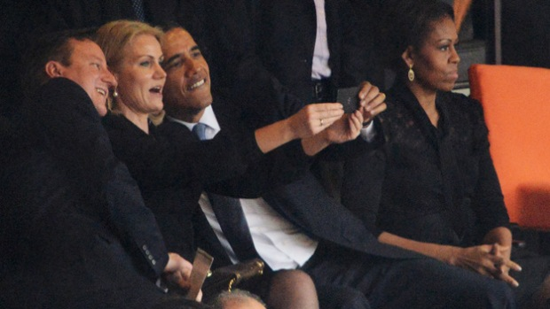 The Year of the Selfie