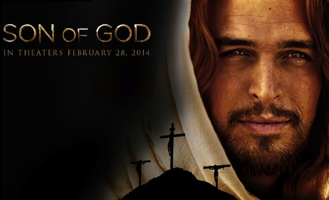 Video: Son of God and an Audience of Nones