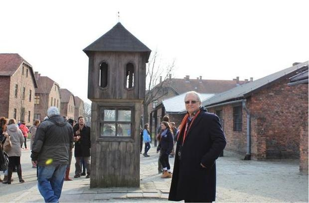 Imagining the Other Side - Learning from a Palestinian Field Trip to Auschwitz