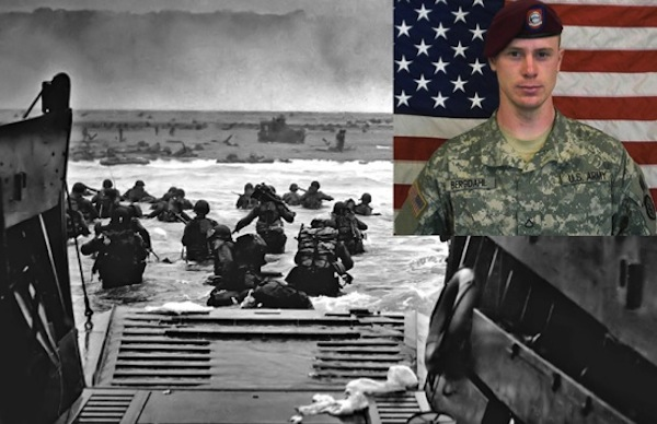 Video: Bowe Bergdahl and the 70th Anniversary of D-Day