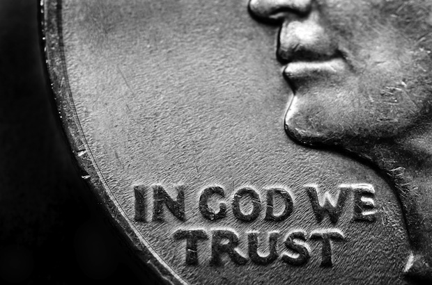 """In God We Trust, Who's """"We""""?"""