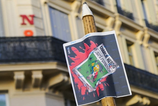 The Funny Thing About Taking 'Charlie Hebdo' Seriously