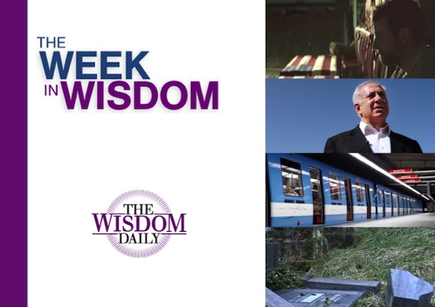 Stranger Danger, Cultural Context and a Sniper Saga: Our Week in Wisdom