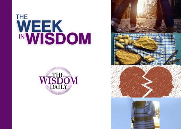 Awkward Dates, Allergic Kids and the Dress Debate: Our Week in Wisdom