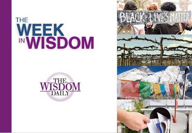 Baltimore, Tribeca and Nepal: Our Week in Wisdom