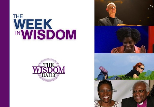 Family, Poetry and Health: Our Week in Wisdom
