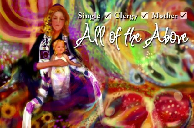 Inside the Lives of Single Mom Rabbis