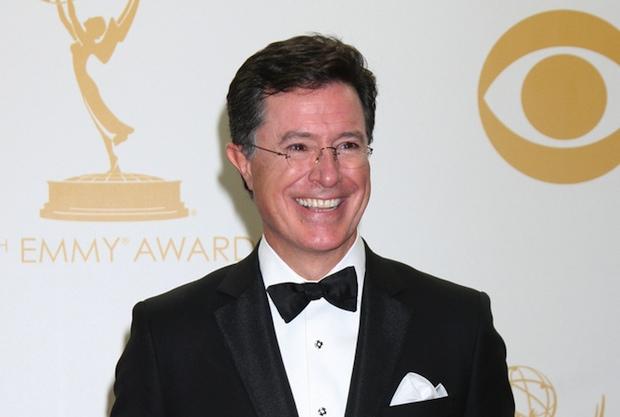 Another Stephen Colbert Talent: Wisdom