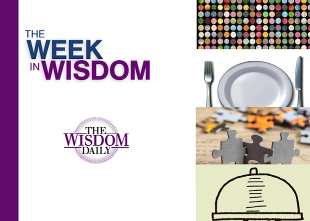 Love, Pills and Career Choices: Our Week in Wisdom