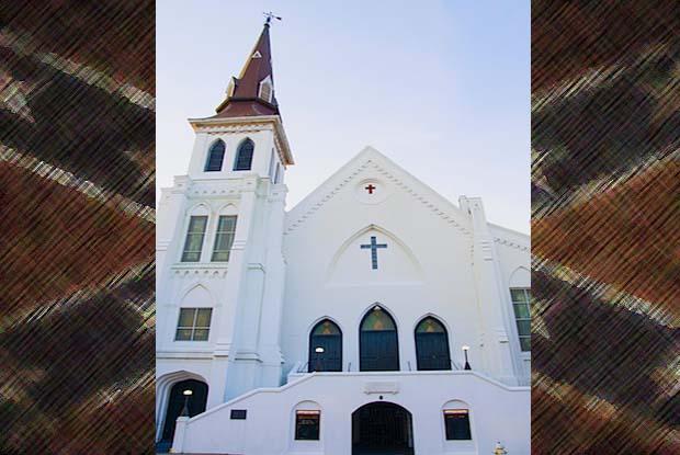In Charleston, Nine 'Worlds' Ended