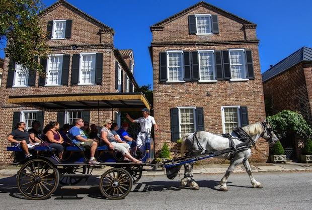 South Carolina's Race to Erase the Past