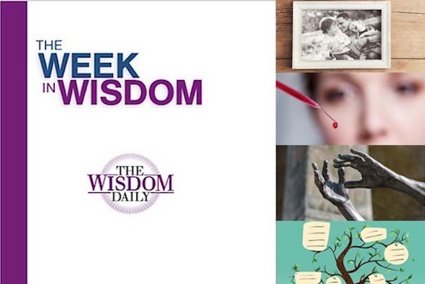 Innocence, Genetics and Dads: Our Week in Wisdom