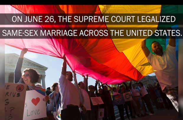 I Am an Orthodox Rabbi Who Doesn't Perform Gay Marriages, But I Celebrate Supreme Court Decision