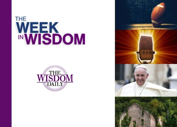 Holidays, Annulments and Seahawks: Our Week in Wisdom
