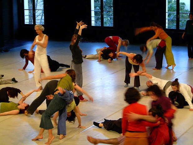 Connecting and Resolving Conflict: Inspired by Dance