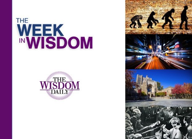 Yale, Evolution and Turkey Time: Our Week in Wisdom