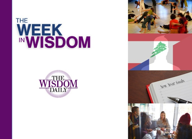 Planning, Improvising and Grieving: Our Week in Wisdom