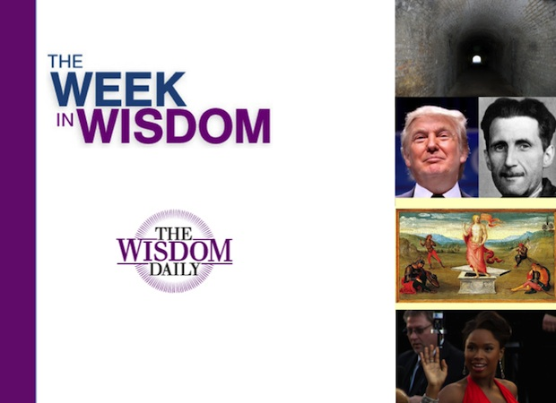 Big Brother, Self-Care and Jesus: Our Week in Wisdom