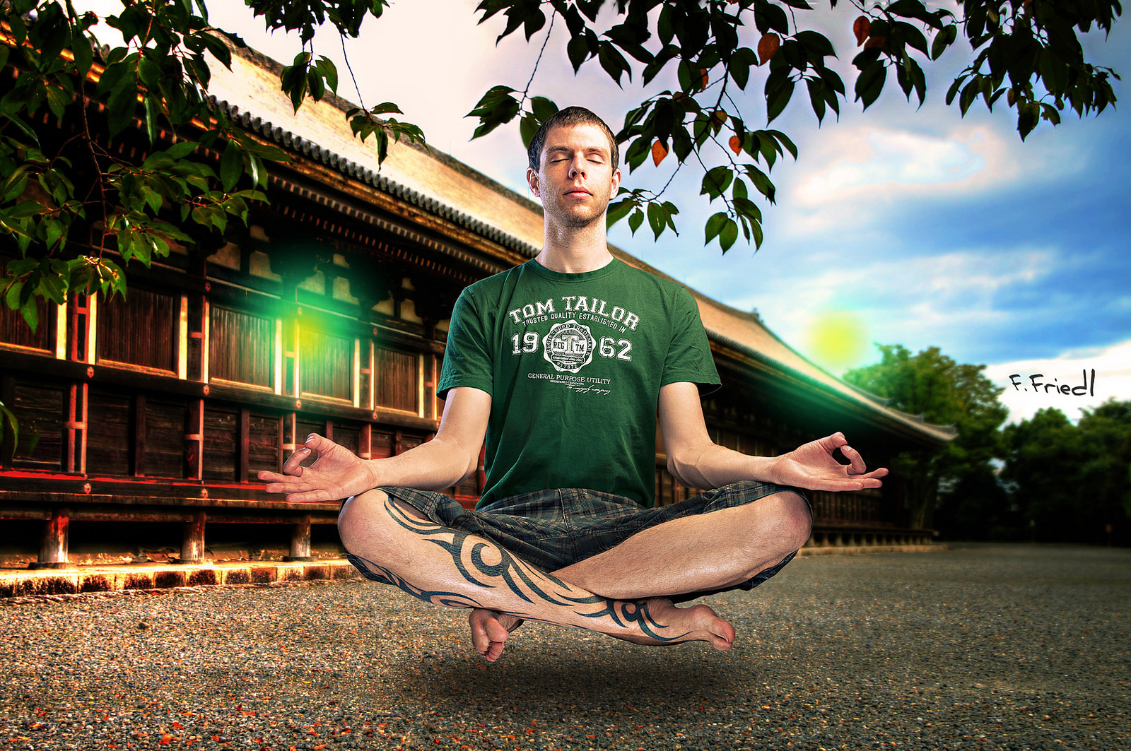 When Meditation Gets Real