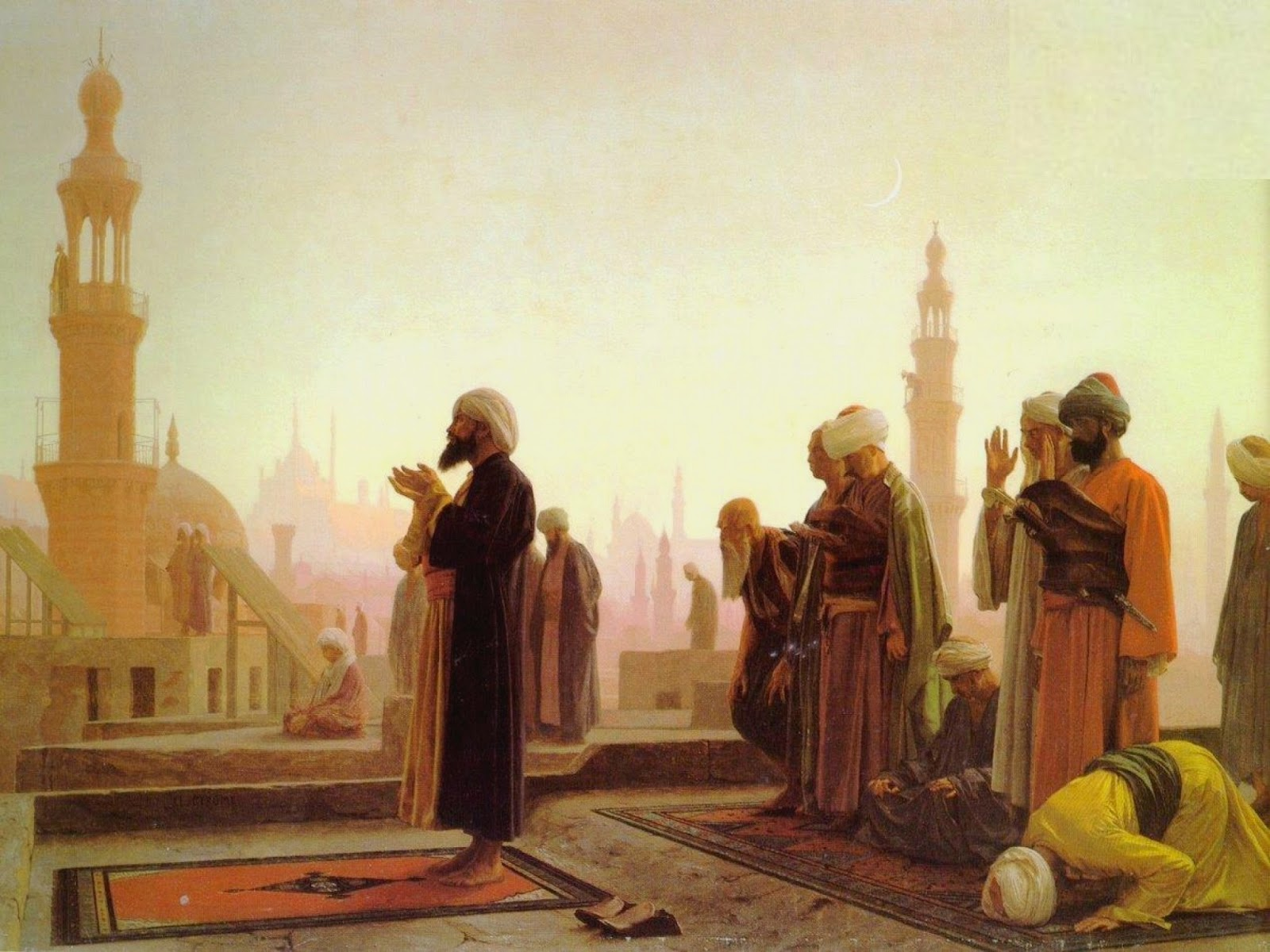5 Things I Love About Islam