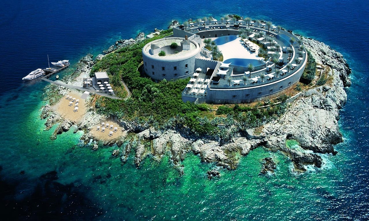 When A Concentration Camp Turns Into A Luxury Resort