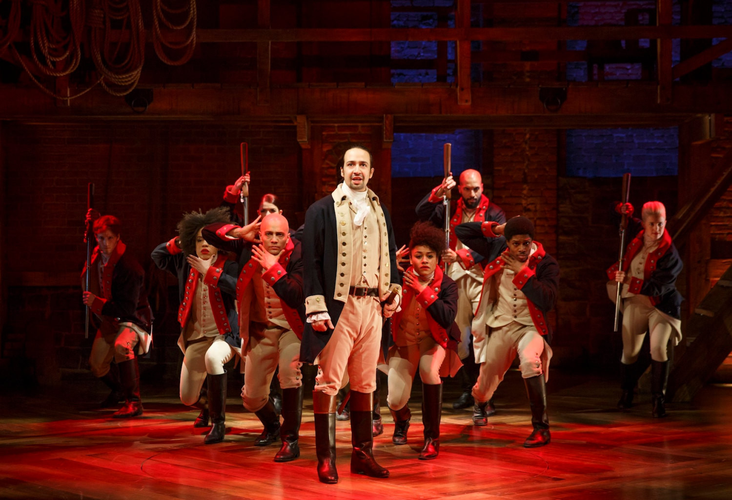 "What ""Hamilton"" Can Teach Us About The 2nd Amendment"