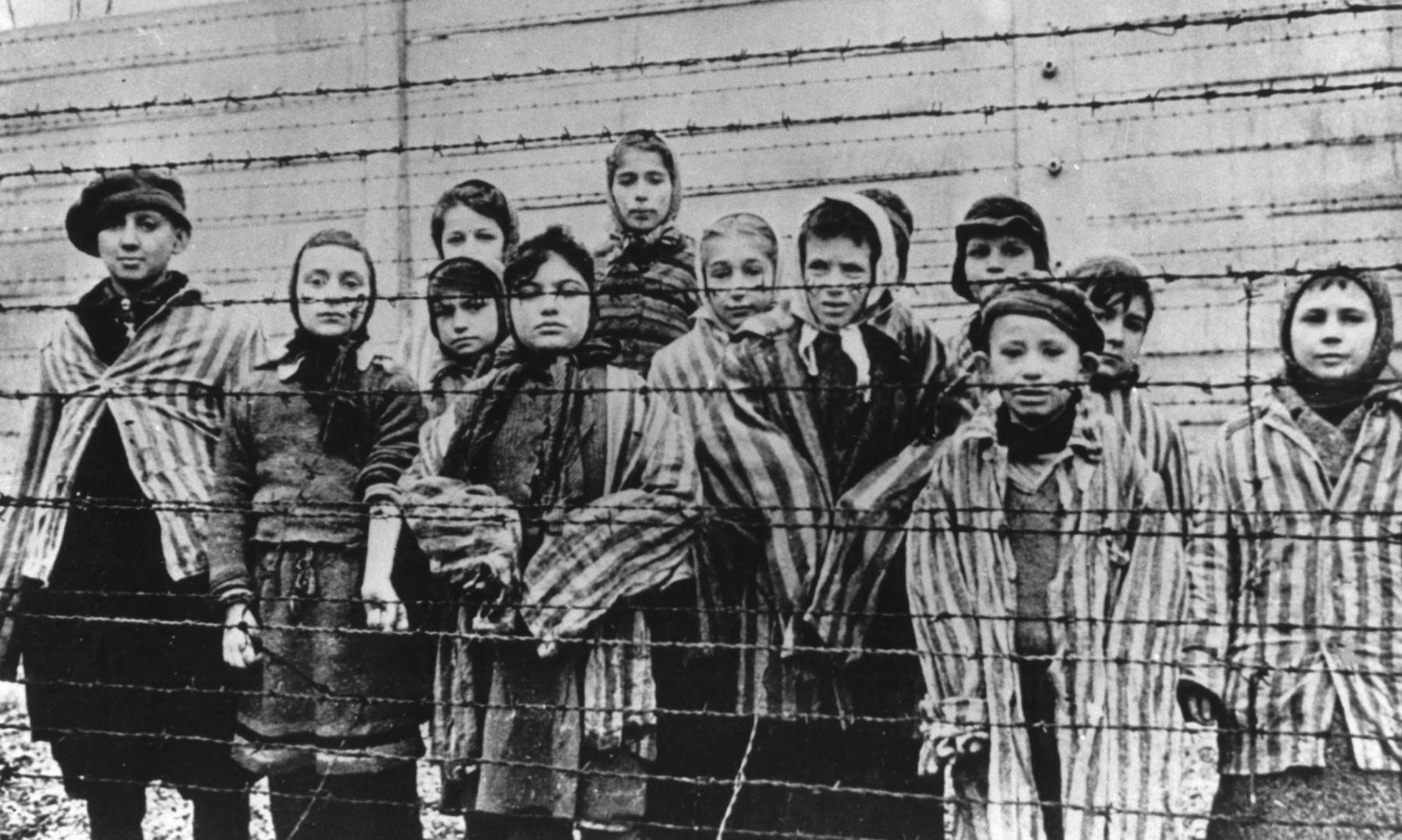 Psalm of the Sorrowing Children: A Poem For Elie Wiesel