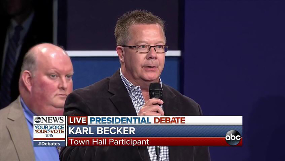The Man Who Asked The Last Question Won The Debate