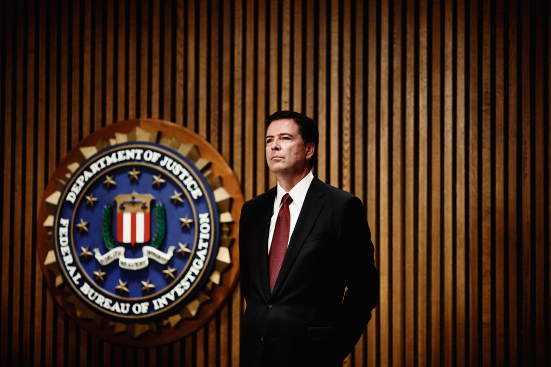 Relationship Advice By Way Of FBI Director James Comey