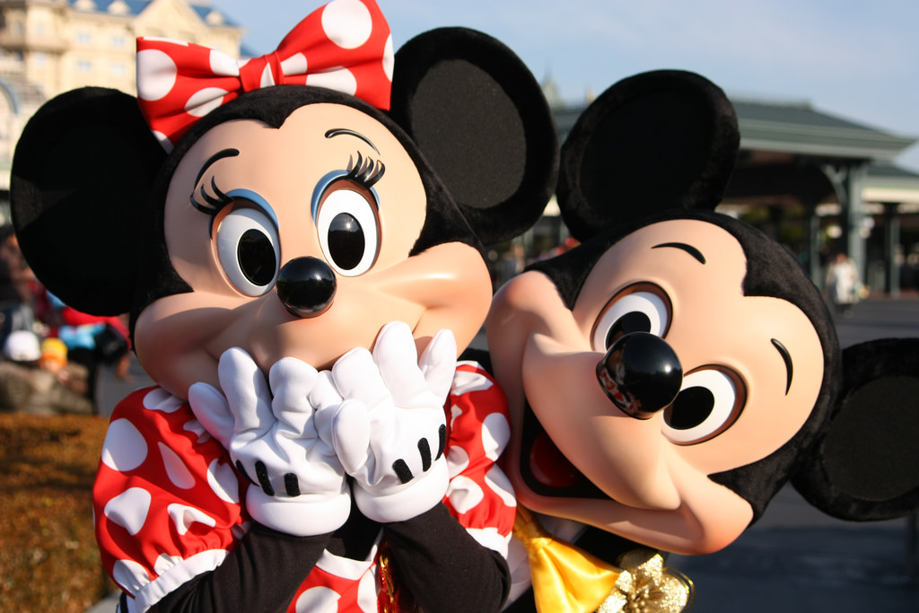 How Disney World Uplifted Two Girls Whose Parents Had Just Died