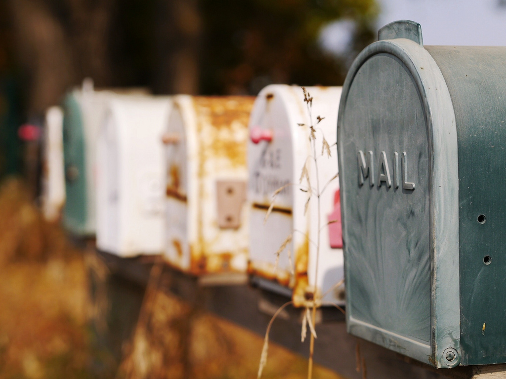 Write A Letter To Someone You Don't Expect Will Ever Write Back