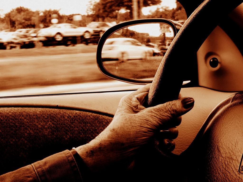 Give Warning Before Changing Lanes In Life, But Not Control
