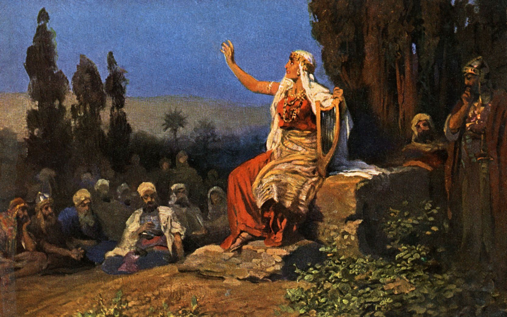 The Reincarnations Of Deborah, The First Female Jewish Judge