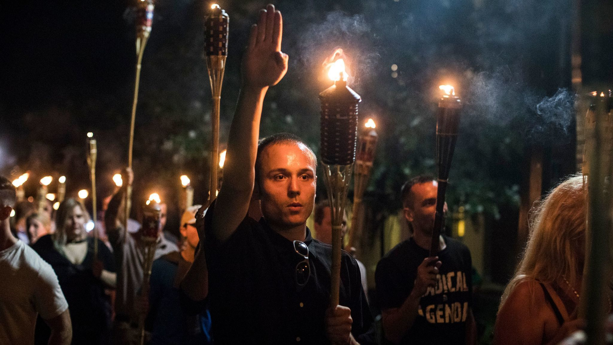 """""""There Was Only One Side To Blame"""": A Charlottesville Activist Speaks"""