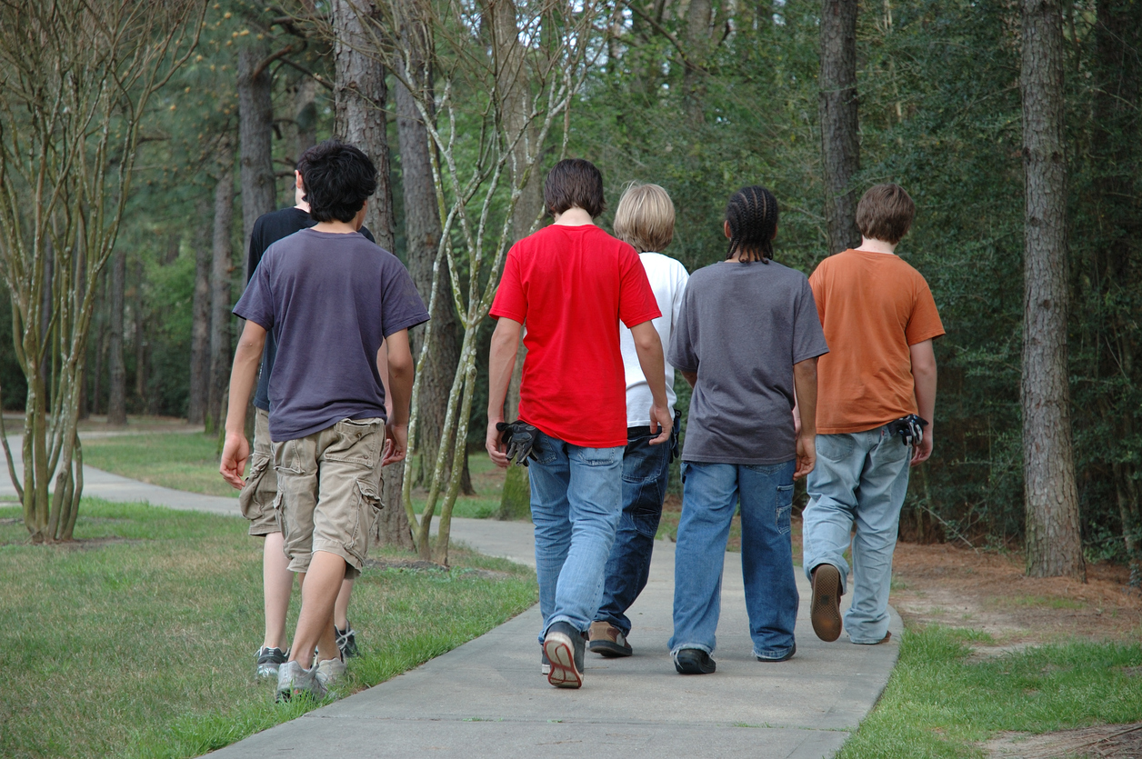 Walking! Let's Shift School Gym From Horror To Joy For The Unathletic