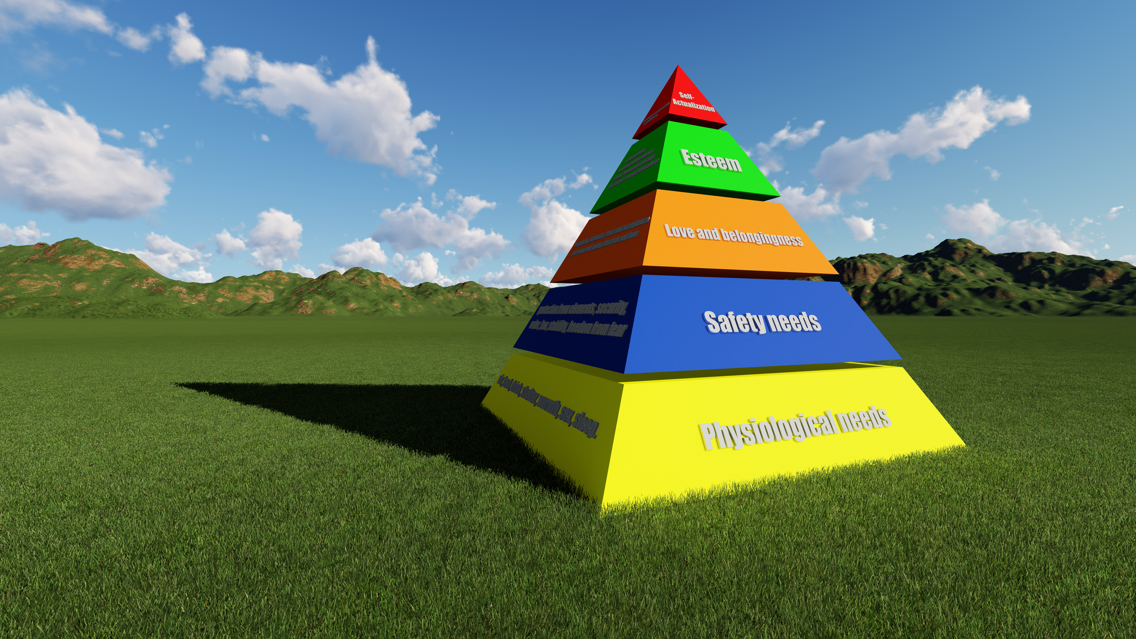 How Maslow's Hierarchy Of Needs Taught Me To Be Patient With Myself