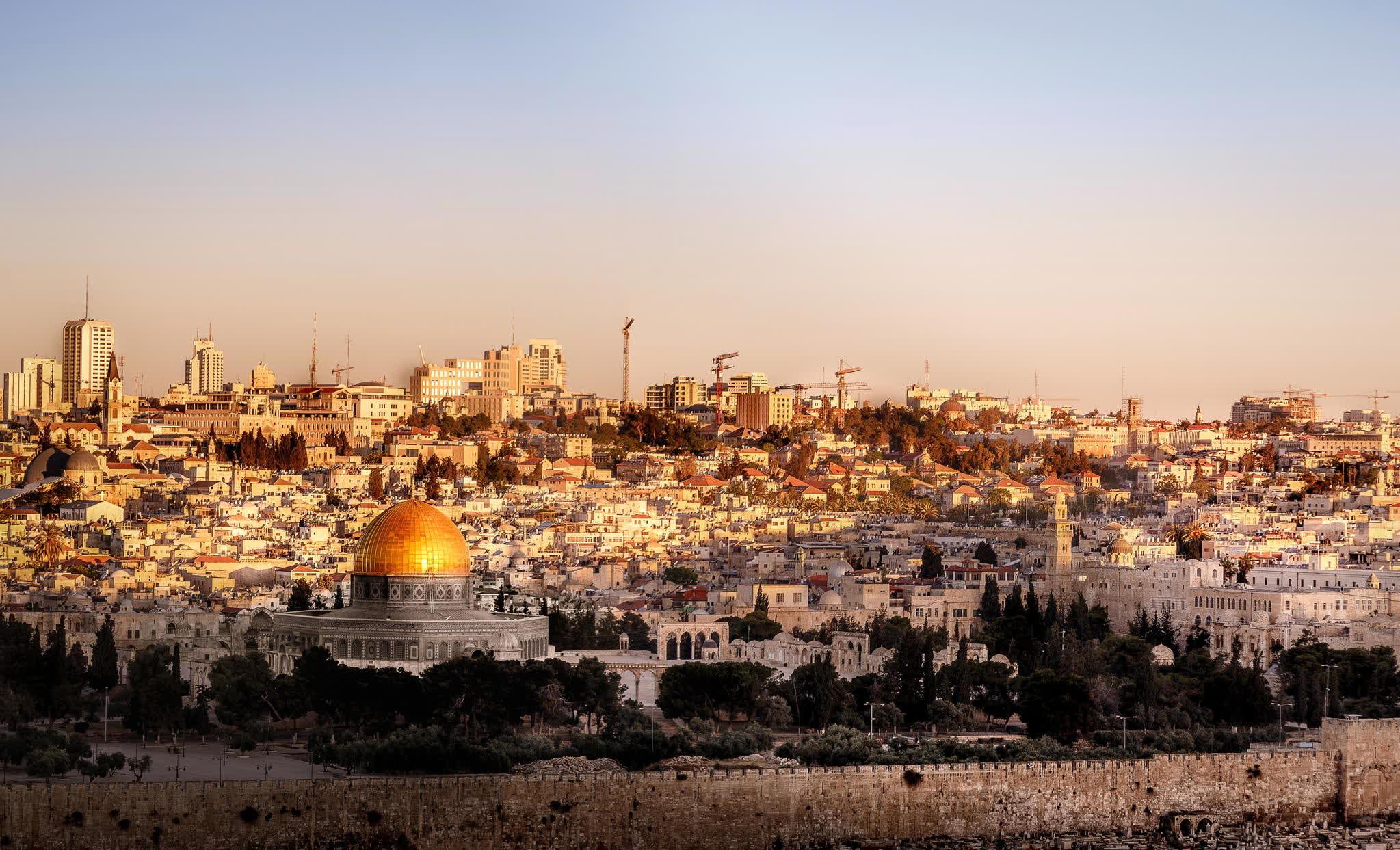 Trump's Jerusalem Decision Robs Palestinians Of A Symbolic Home