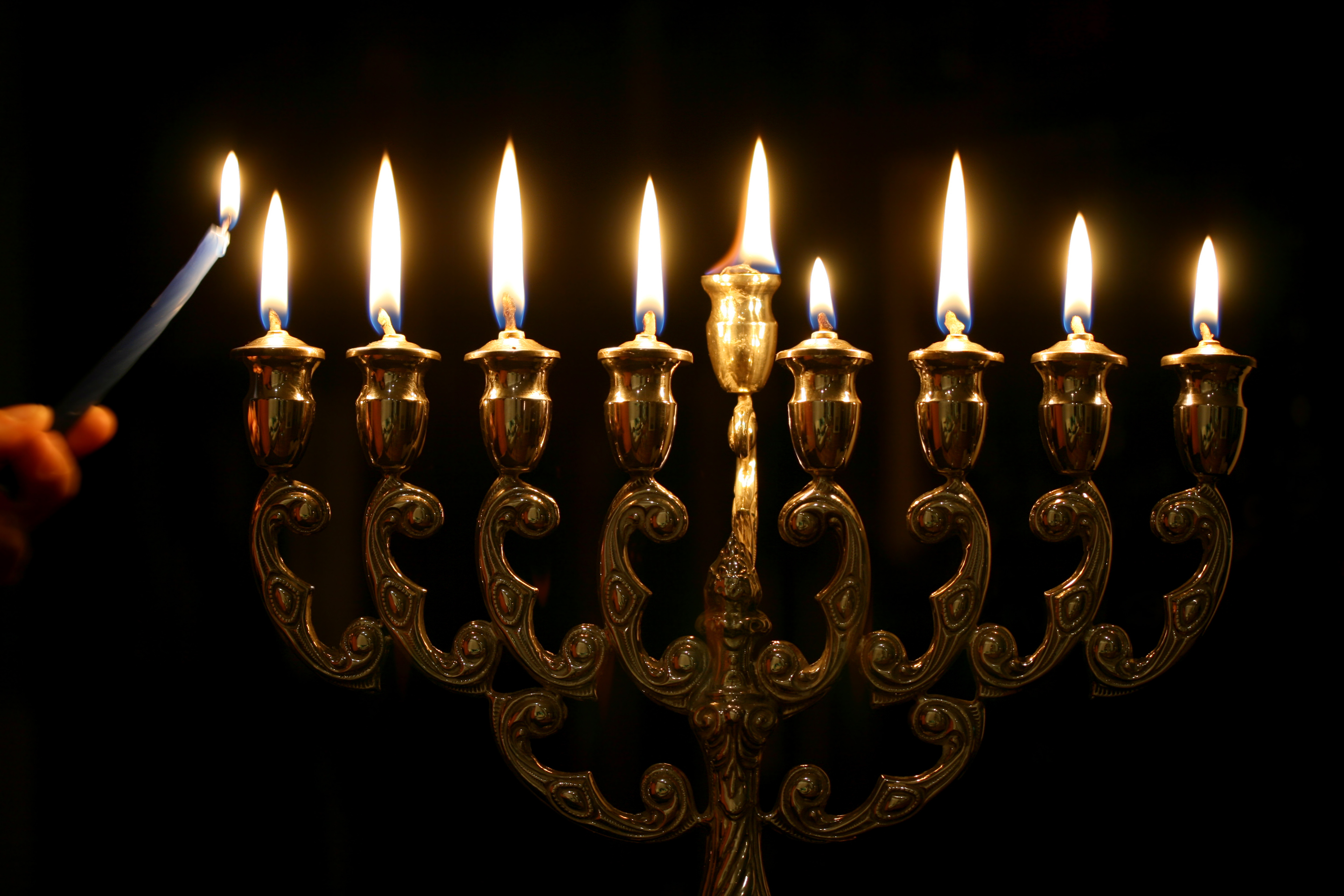 Chanukah Candles Remind Us To Take Action, Even When It Feels Hopeless