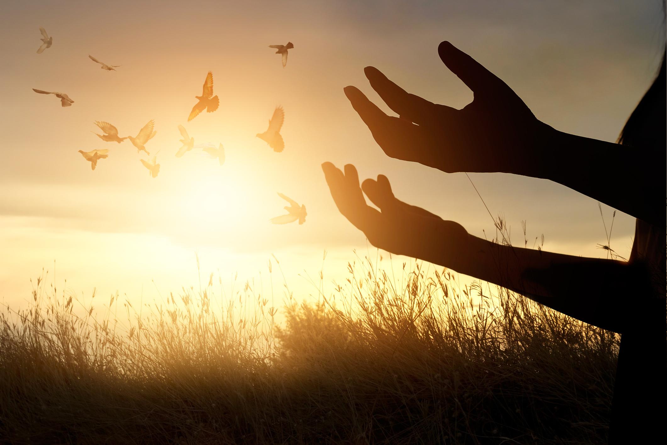Prayers Work If You Believe God Listens, Regardless Of The Words