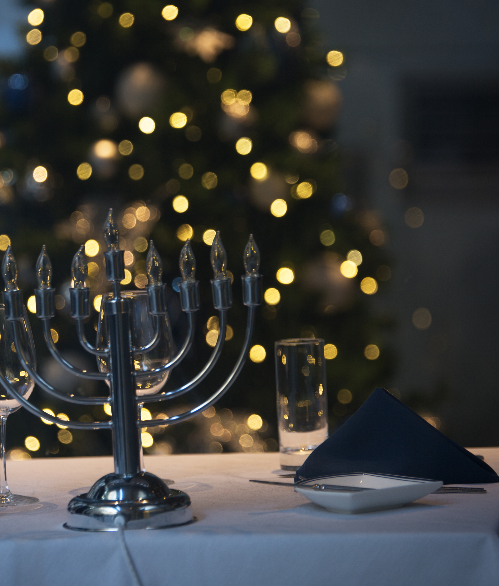Jewish Values And Heritage Are Not Lost By Having A Christmas Tree