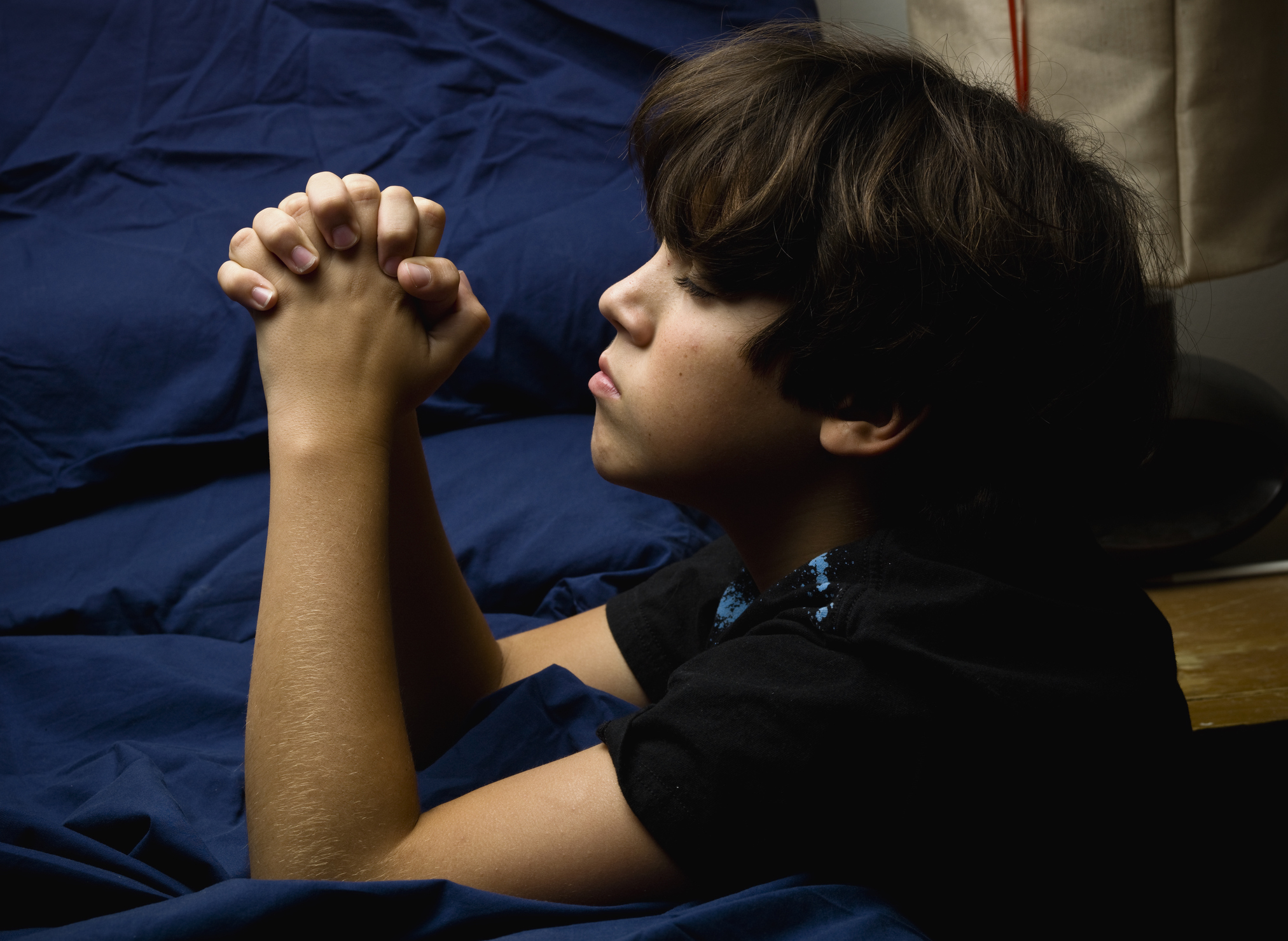 After My Divorce, My Son's Prayer Is A Nightly Reminder That I'm Alone