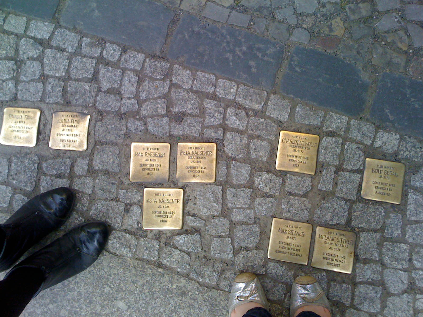 The Holocaust Memorial That Reminded Me Of The Impact Of Each Life