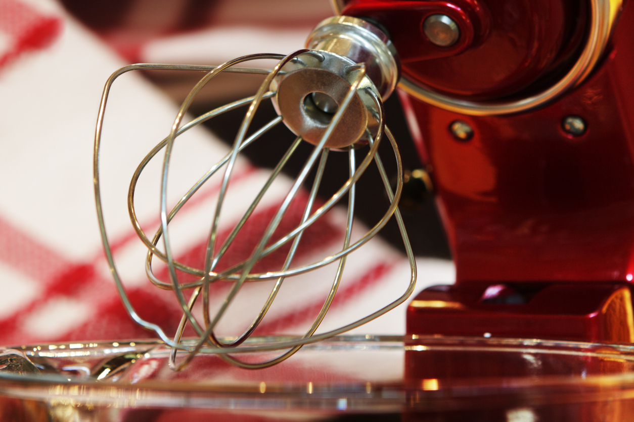 Why I Get Sentimental About Old Kitchen Appliances