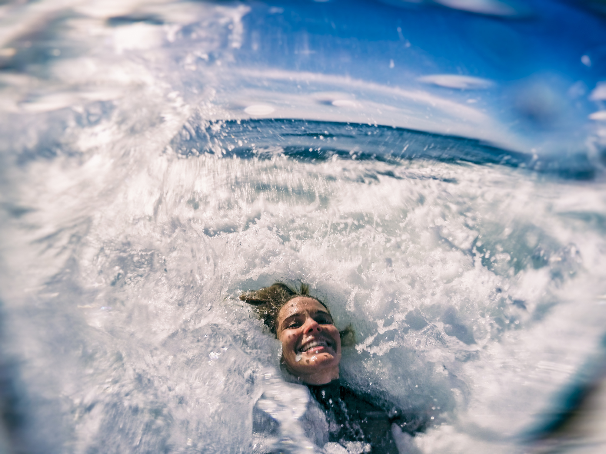 What Happened When I Conquered My Fear Of Swimming In The Pacific