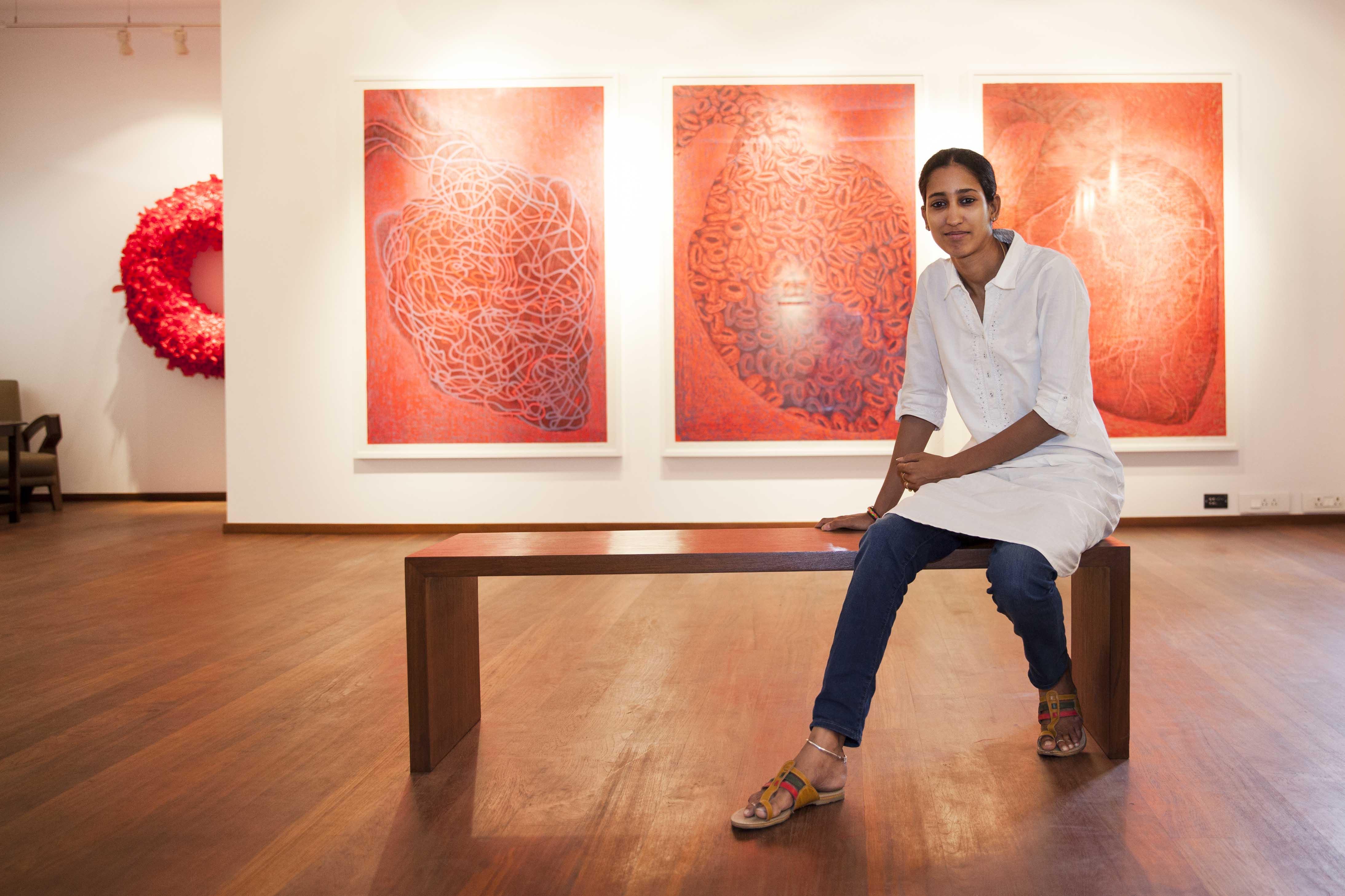 Soghra Khurasani's Visceral Art Pushes Us To See Beyond Skin