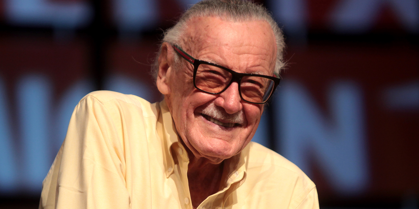 Stan Lee Created Superheroes In The Image Of An Imperfect God