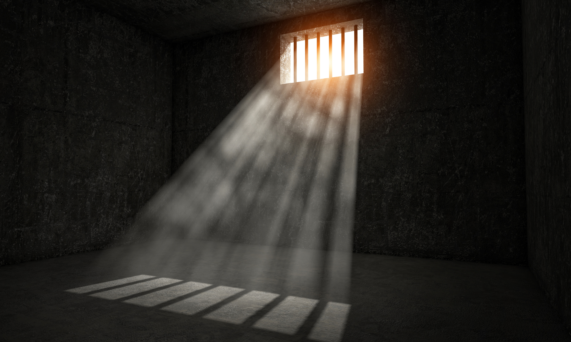 What Men In Jail Can Teach Us About Joy