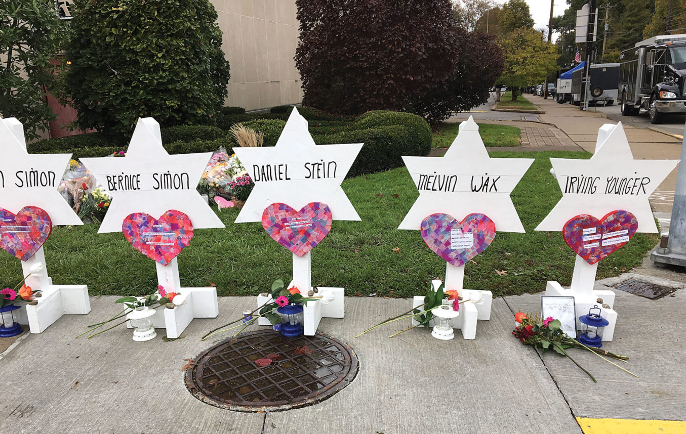 How The Massacre At My Pittsburgh Synagogue Changed My Idea Of Home