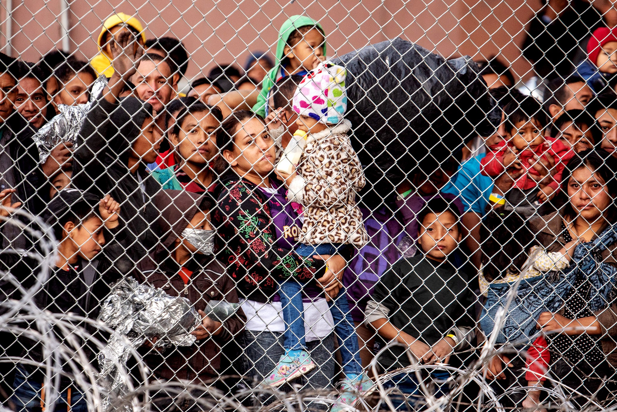 Why The Terms We Use For The Border Camps Matter